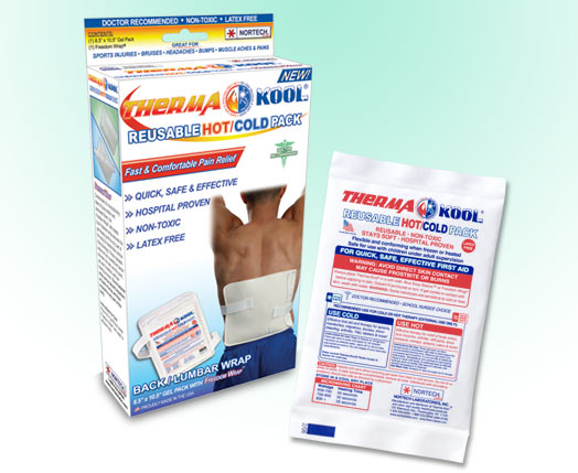 Therma-Kool Reusable Hot Cold Packs