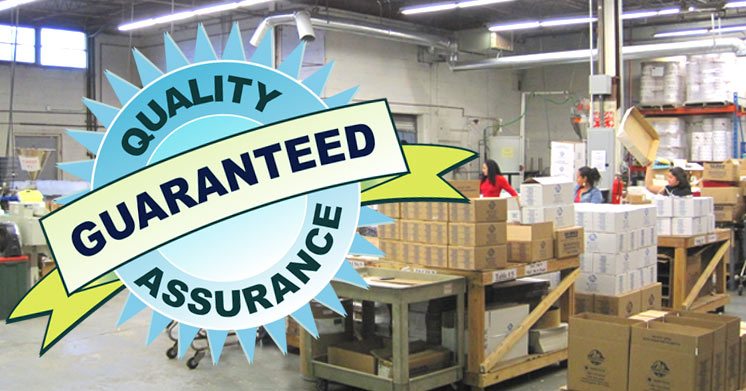Quality Assurance Guarantee